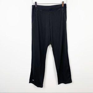 Title Nine   Black Mesh Golf Pants